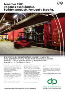 Campanha de lançamento da Cargo-Logistics Portugal