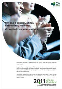 CA Seguros - Campanha interna Certificação by Hamlet