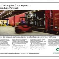 Anúncio de imprensa – Lançamento Cargo-Logistics Portugal
