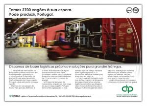 Cargo-Logistics Portugal | 2700 vagoes 2