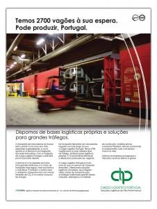 Cargo-Logistics Portugal | 2700 vagões