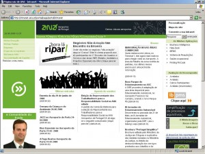Intranet ANA