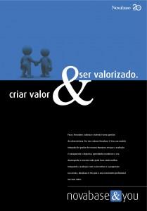 Cartaz Campanha RH Novabase