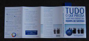 Criada para a Novabase pela Hamlet, esta brochura tem uma forma original de passar a informação