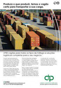 O lançamento da Cargo-Logistics Portugal teve o apoio da Hamlet