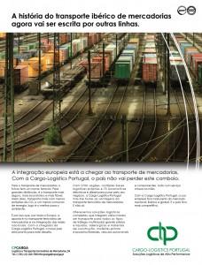 A Hamlet desenvolveu a campanha de imprensa para o lançamento da Cargo-Logistics Portugal.