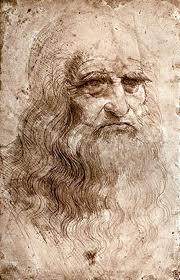 Auto-retrato de Leonardo da Vinci