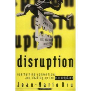 Disruption, de Jean Marie Dru