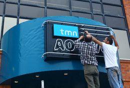 TMN ao Vivo - Projecto de Naming rights apoiado pela Hamlet - Comunicação de Marketing B2B