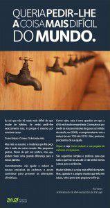 Campanha de redução de CO2, desenvolvida pela Hamlet - Comunicação de Marketing B2B
