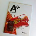 A Magazine - revista institucional da ANA Aeroportos de Portugal, editada pela Hamlet