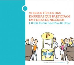 10 Erros típicos das empresas que participam em feiras de negócio