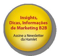 Insights, Dicas, Informações de Marketing B2B