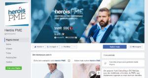 Heróis PME - Facebook