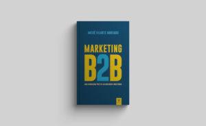 Capa do livro Marketing B2B: uma abordagem prática em mercados industriais
